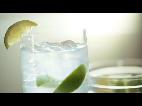 Skinny Margarita Cocktail Recipe (Make It) How To || Kin Eats
