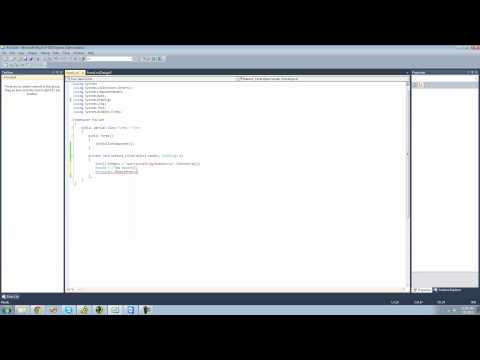 C# Beginners Tutorial - 55 - Generating Random String