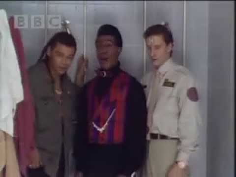 What is it? Red Dwarf - BBC comedy