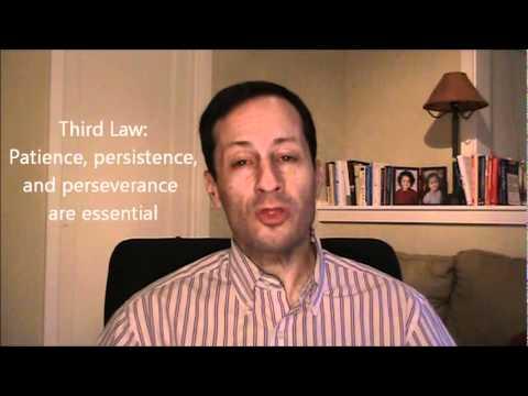 Ten Laws of Prime Preparation