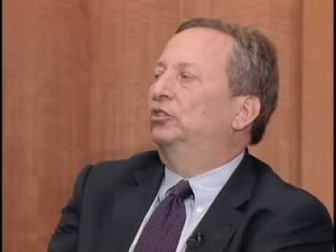 Larry Summers on government regulation