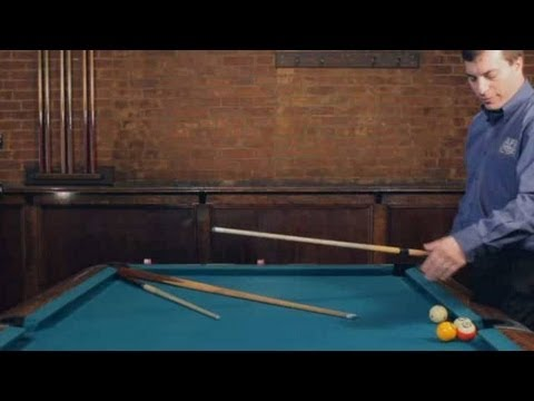 Pool Trick Shots / Classic Shots: Railroad