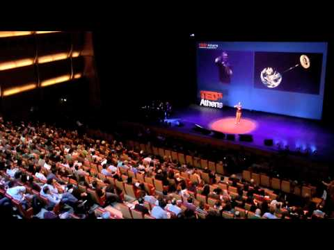 TEDxAthens 2011 - Matt Webb - 100 hours