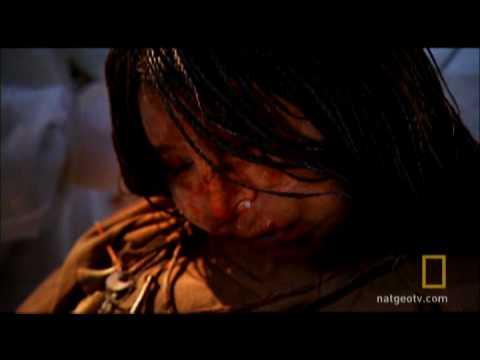 Mummified Child Sacrifice