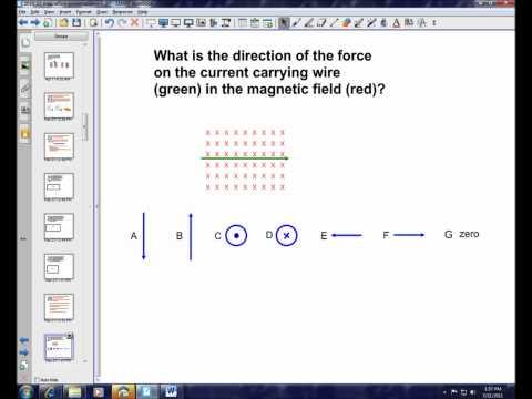 Magnetism Presentation #12