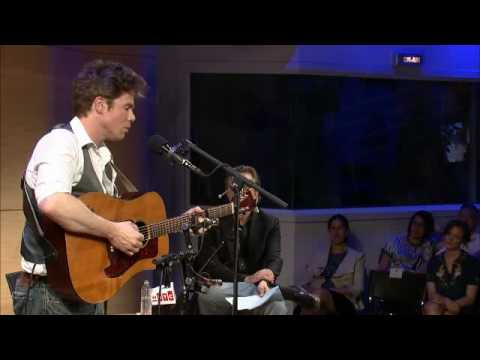 "Studio 360 Live: Josh Ritter performs ""The Curse"""