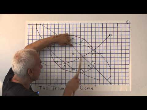 WildLinAlg3: Center of mass and barycentric coordinates