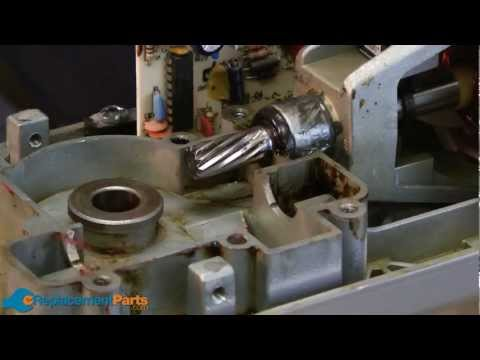 How to Fix a KitchenAid Pro 600 Mixer