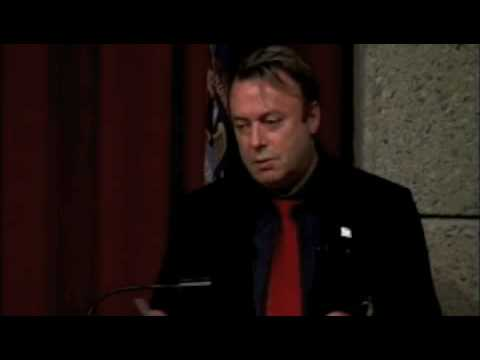 Christopher Hitchens on Jefferson & Bush (4 of 8)