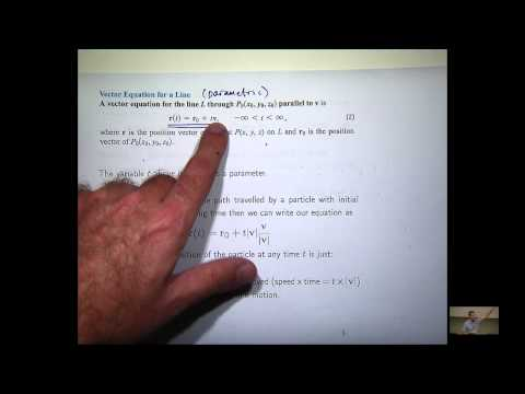 Intro to curves and vector functions: Chris Tisdell UNSW Sydney