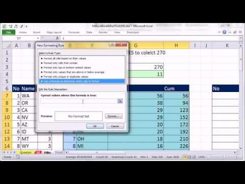 Mr Excel & excelisfun Trick 109: Electoral College: PivotTable or Formulas