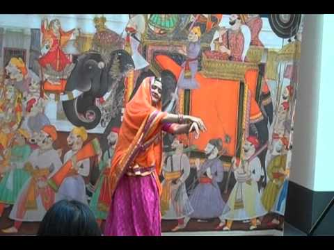 Indian Storytelling and Dance with Pranita Jain