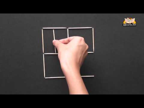 Make 7 Squares from 4 Squares