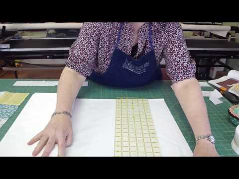 Make a Baby Quilt - Part 2 - Borders (bias or straight cut)