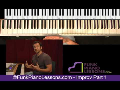 Funk Piano Improvisation - Volume 1 (intro)