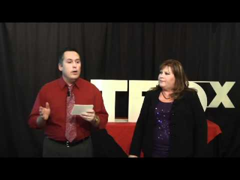 TEDxBountiful - Dino and Shannon Watt- Changing the Collective Cautiousness of Marriage