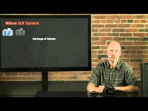 Nikon D5100 - DSLR Fast Start: 1. Product Overview
