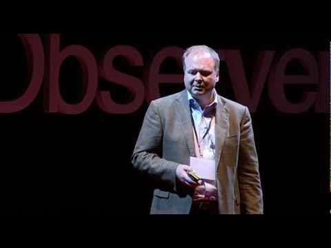 TEDxObserver - Simon Eccles - Separating twins, saving lives