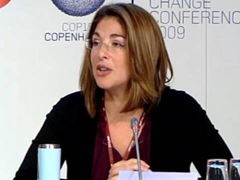 Naomi Klein Implicates Corporate Climate Lobbyists at COP15
