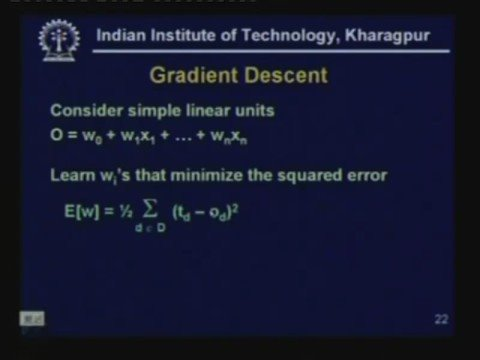 Lecture - 36 Leavning Using neural Networks - I