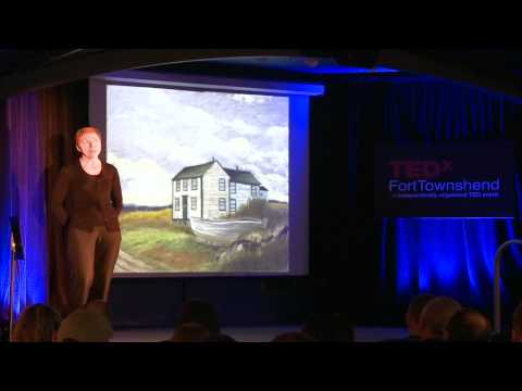 TEDxFortTownshend-Zita Cobb-The Way Forward: Fogo Island Shorefast Foundation