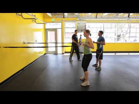 TRX Rip™ Training with Pete Holman