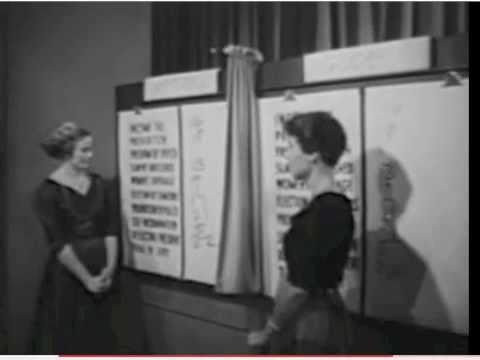 "The Gudes BIG winners on ""Do You Trust Your Wife,"" 1956"