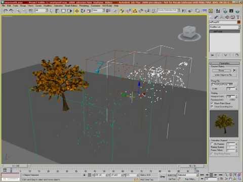 3dsMax09 Video Demo 08 Mental Ray