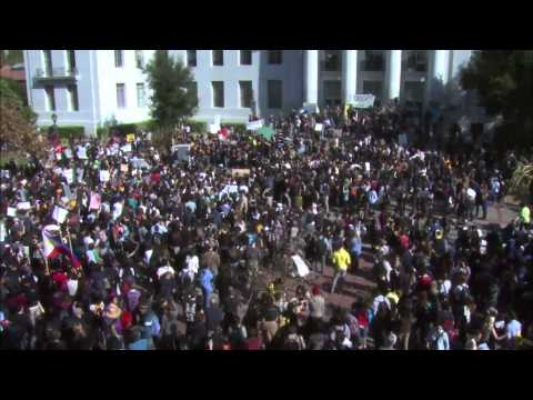 Berkeley Students, 'Occupy Oakland' Protesters Join Forces