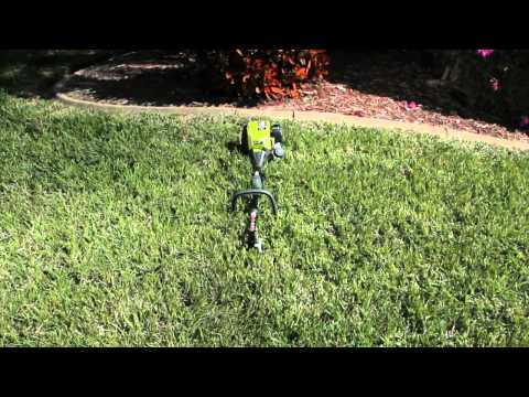 Ryobi 4-Cycle Straight Shaft Trimmer