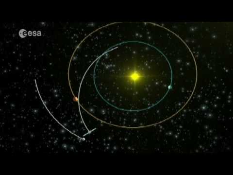 ESA's comet chaser Rosetta revisits Earth
