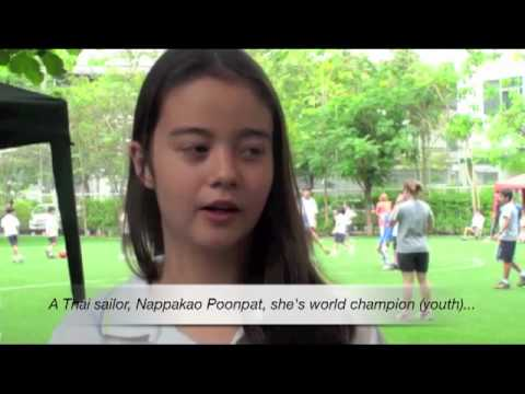 Sport empowers girls - Promoting gender equality through sport in the Asia-Pacific
