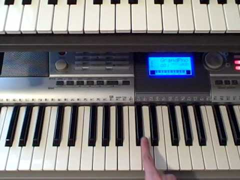 How to Play Someone Like You By Adele on Piano Part 2