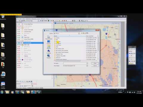 Demonstration 5a: Select & Export A Map Object From A Geospatial Layer