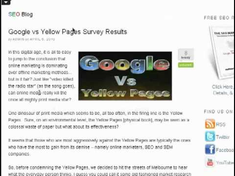 """SEO For Blogs Part 4 - More Keyword Research And """"On-Page"""" Optimization"""