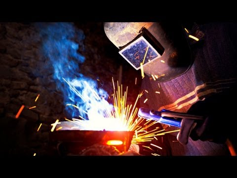Carrie's Modern Apprenticeship in welding