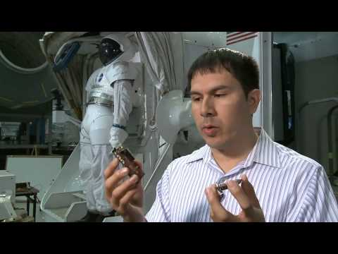 NASA 2012 Hispanic Heritage Month Profile - Pedro Curiel    Johnson Space Center