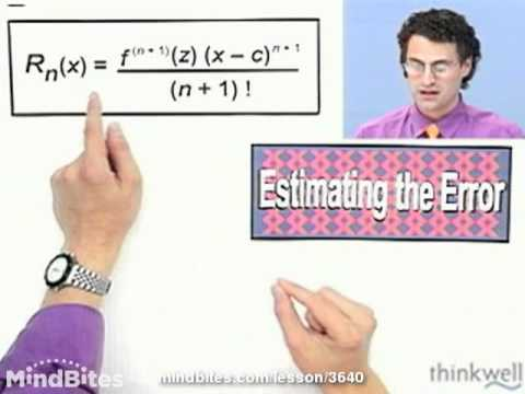 Calculus: Approximating the Value of a Function