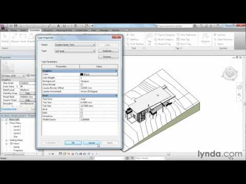 Revit Architecture: The Ribbon and Quick Access Toolbar | lynda.com