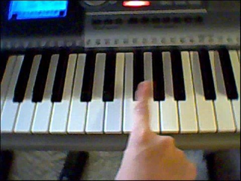Keyboard Riffs Lesson (Tutorial)