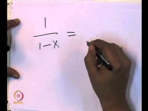 Mod-01 Lec-03 Graph & Function II