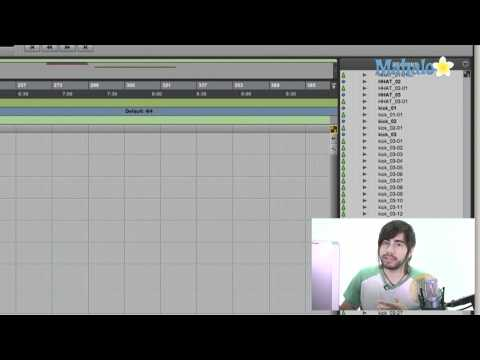Finding Regions - Pro Tools 9