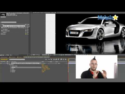 Layer Properties in Adobe After Effects
