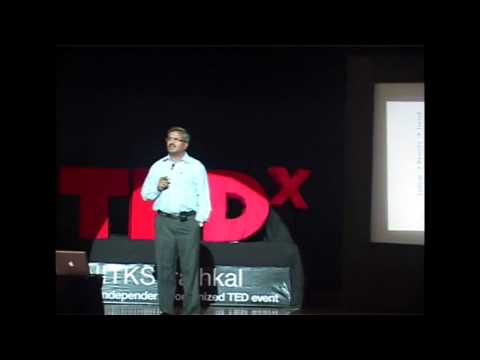 The Meaning Of Growth: Rudramuni B at TEDxNITKSurathkal
