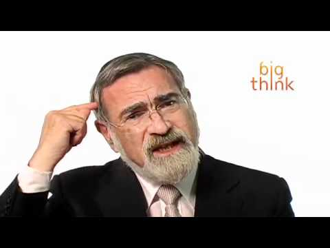 Big Think Interview With Lord Rabbi Jonathan Sacks