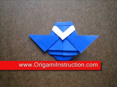 How to Fold Origami Russian Cicada - OrigamiInstruction.com