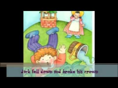 Rhyme - Jack and Jill went up the Hill