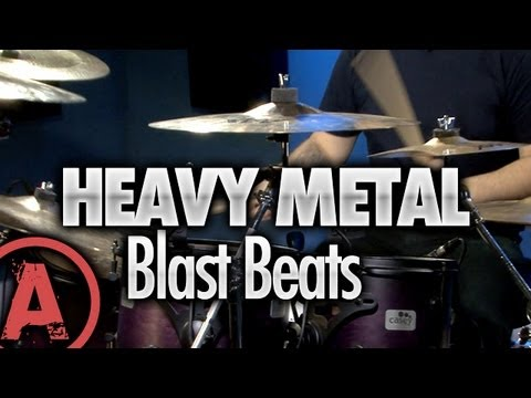 Heavy Metal Drumming - Blast Beats