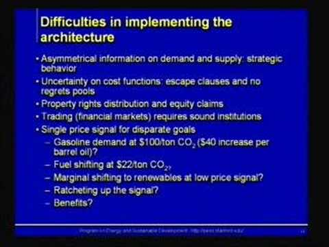 Stanford Experts on Climate Change and Carbon Trading