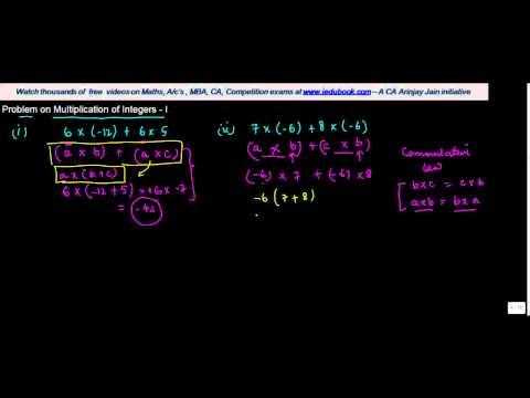 1047. Problem on Multiplication of Integers   I